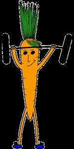 Proteine helfen beim Muskelaufbau - ©pixabay/OpenClips